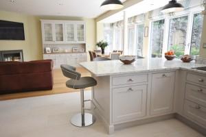 DM inframe hand painted bespoke kitchen enigma design dublin wicklow 3