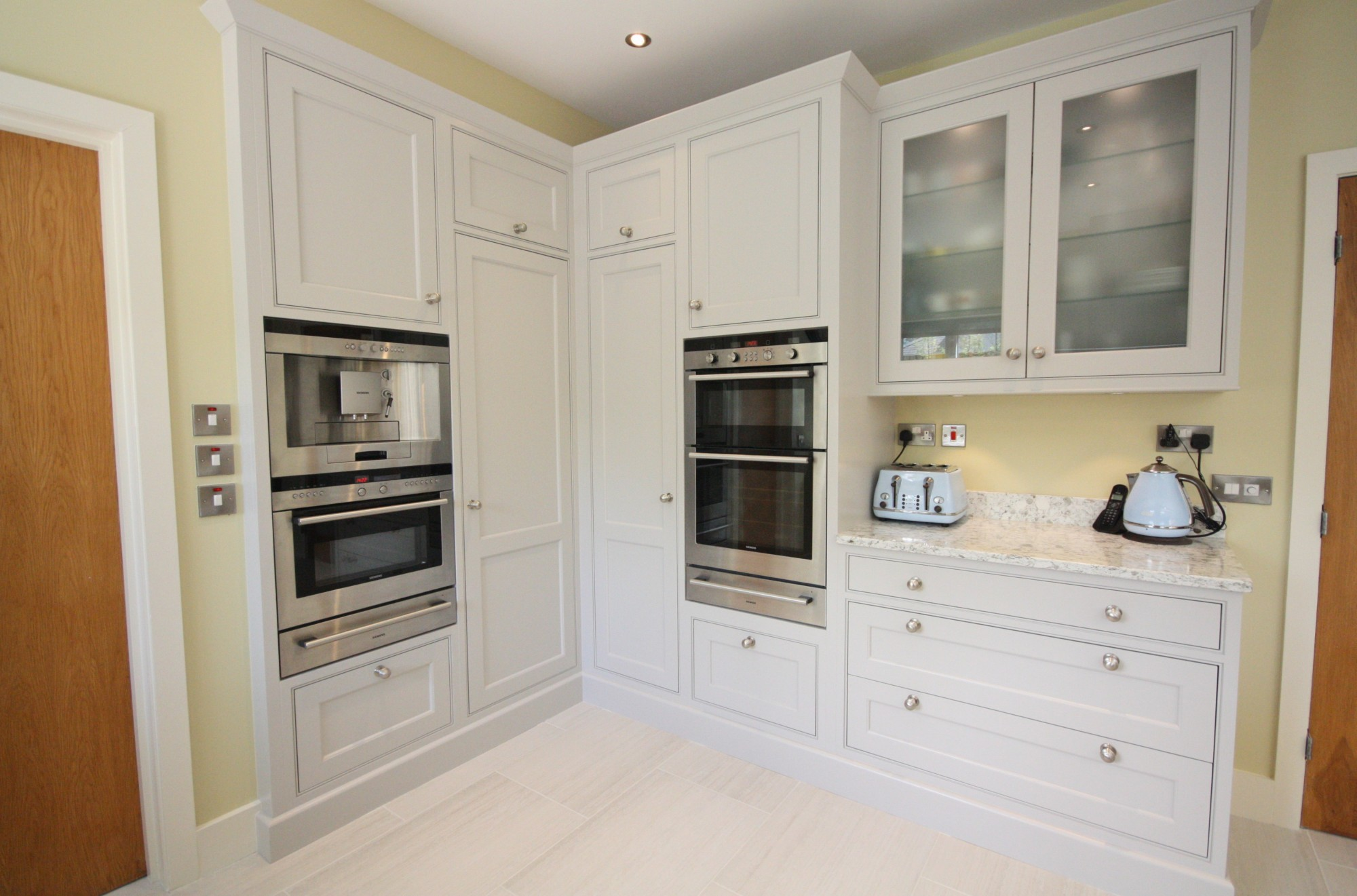 Bespoke Kitchen Design Painting enigma design » dm inframe hand painted bespoke kitchen enigma