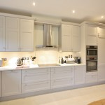 Stepped Shaker Bespoke Kitchen Design 1
