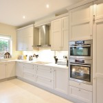 Stepped Shaker Bespoke Kitchen Design 6