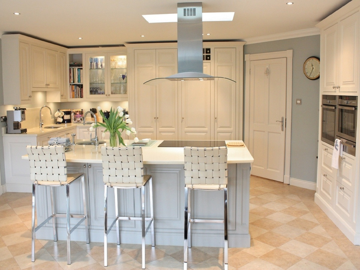 Enigma design modern country kitchen bespoke wicklow 1 Bespoke contemporary kitchen design