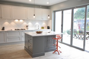enigma design round shaker kitchen bespoke wicklow 2