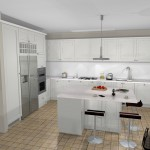 enigma design round shaker kitchen bespoke wicklow 6