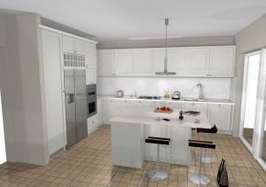 enigma design round shaker kitchen bespoke wicklow 6