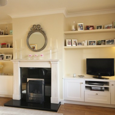 alcove units floating shelves enigma design bespoke cabinetry a