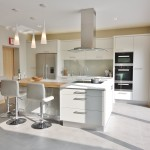 modern flat panel kitchen bespoke enigma design wicklow 2