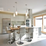 modern flat panel kitchen bespoke enigma design wicklow 4