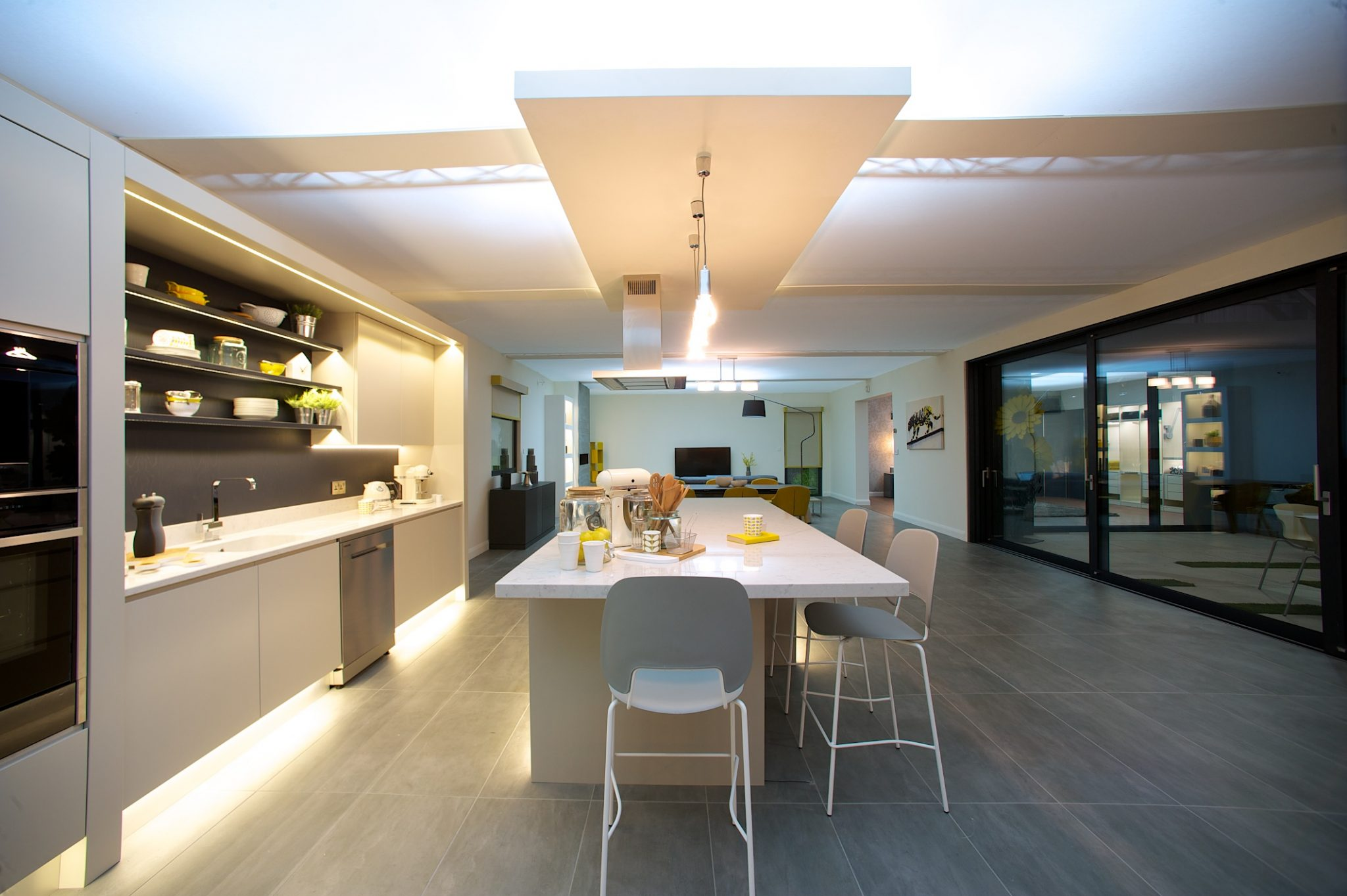 Enigma design ideal home show house kitchen enigma design 2 - Show picture of kitchen ...
