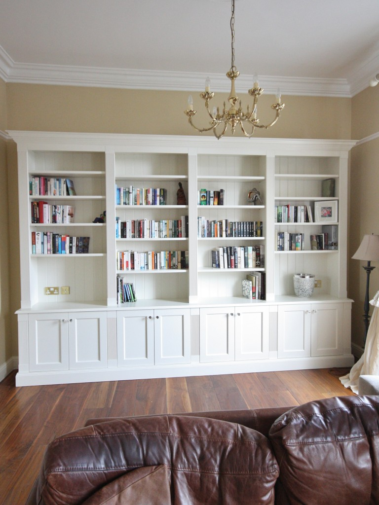 Bespoke_classical_TV_unit_bookcase_enigma_design_Malahide_2