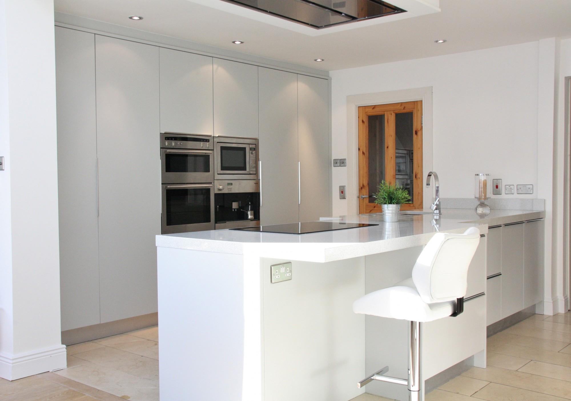 enigma design » contemporary flat panel kitchen design 10