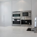 Contemporary flat panel kitchen design 3
