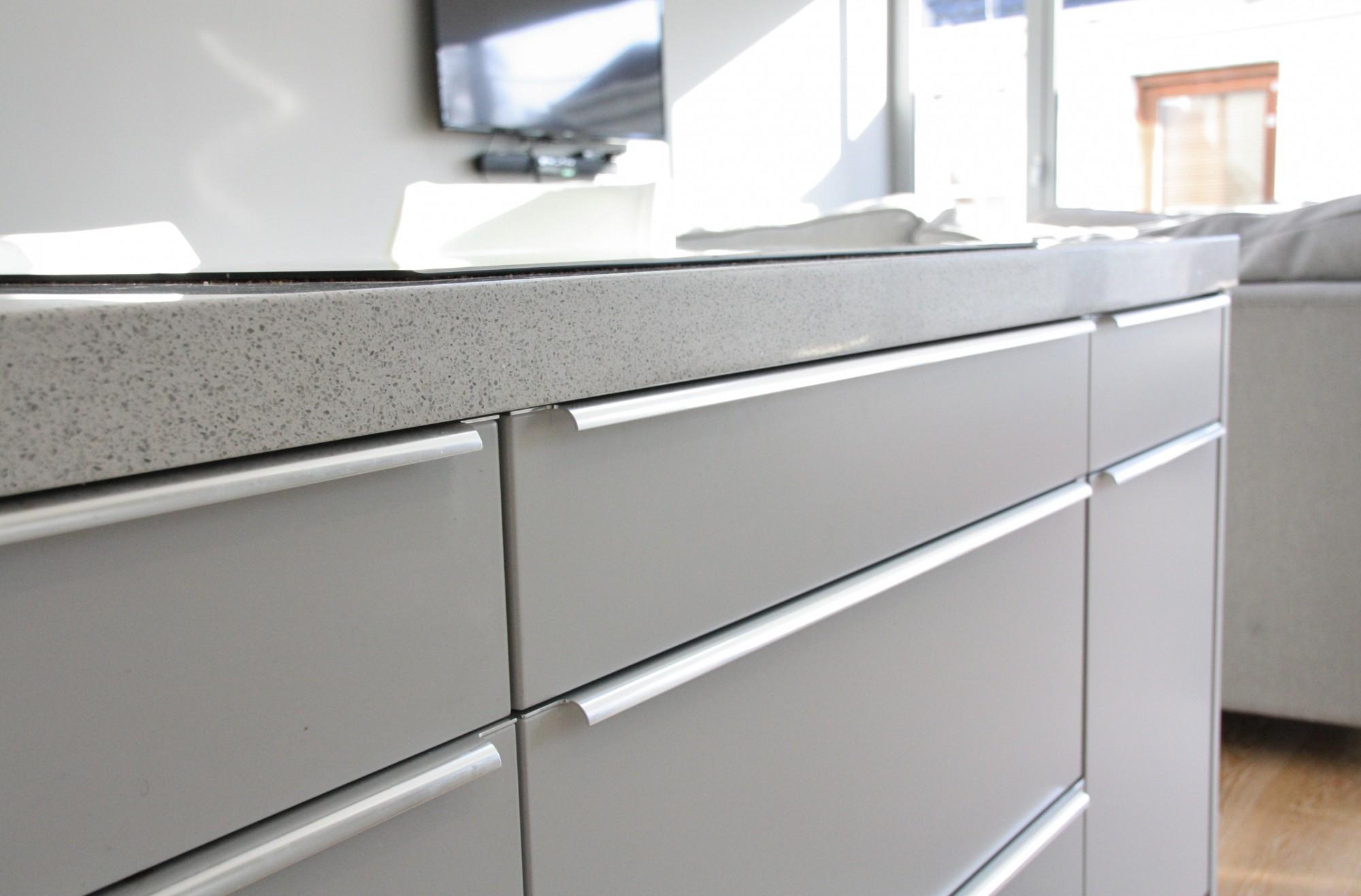 enigma design » contemporary flat panel kitchen design 8