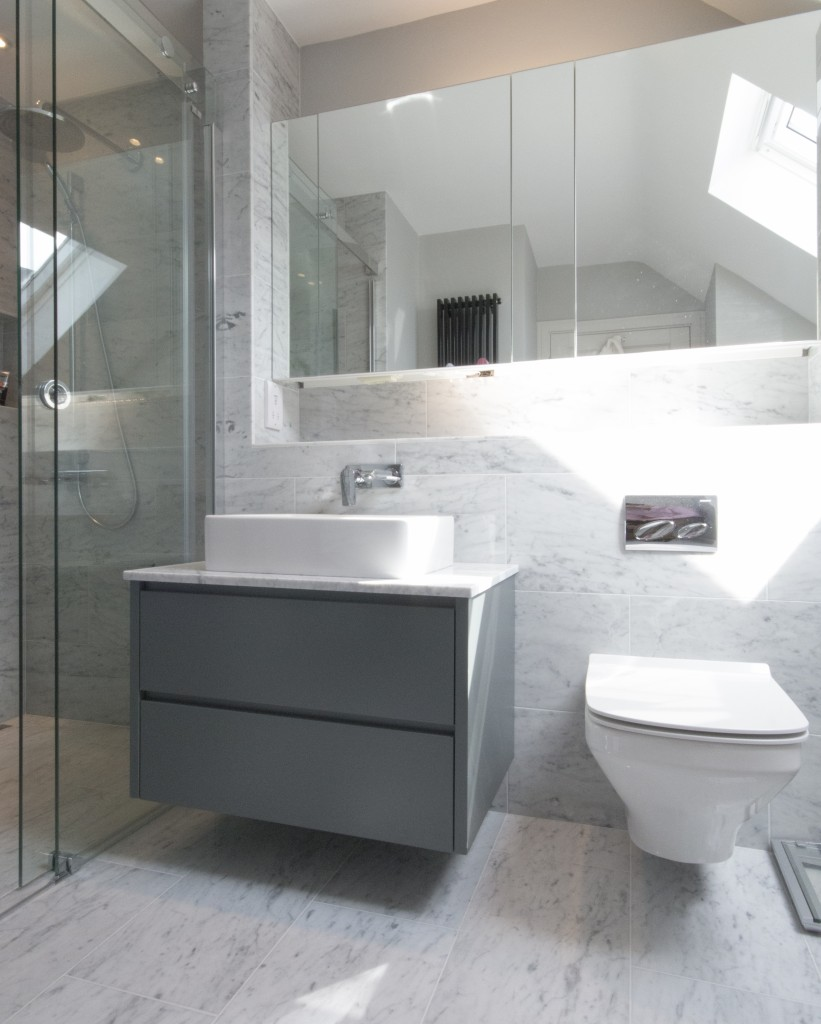 Modern vanity unit marble enigma 2
