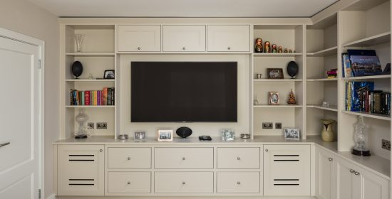 Enigma Design TV and Alcove Units
