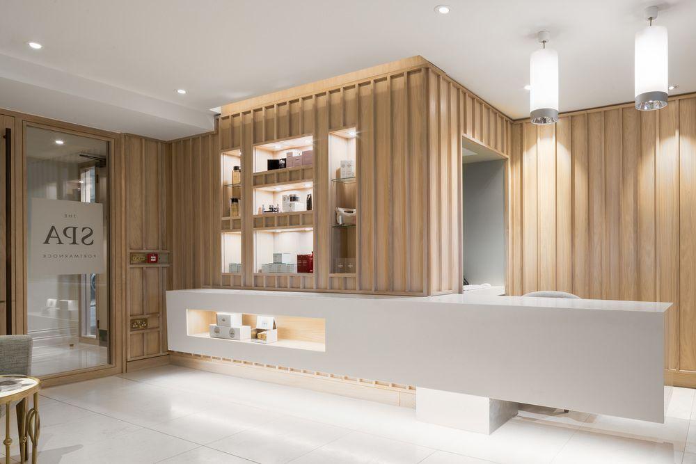 Enigma Design 187 Hotel Spa Reception