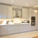 Stepped Shaker Bespoke Kitchen Design 1