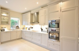 Stepped Shaker Bespoke Kitchen Design 6