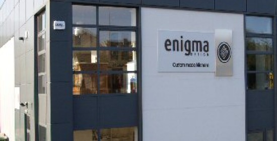 Enigma Design Workshop and Showroom