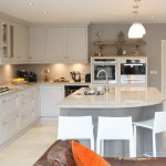 Lipizzaner Grey hand-painted Kitchen Design wicklow