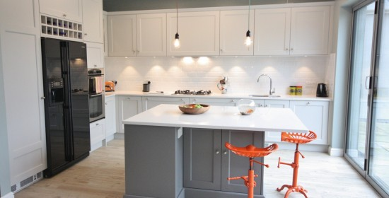 enigma design round shaker kitchen bespoke wicklow 1
