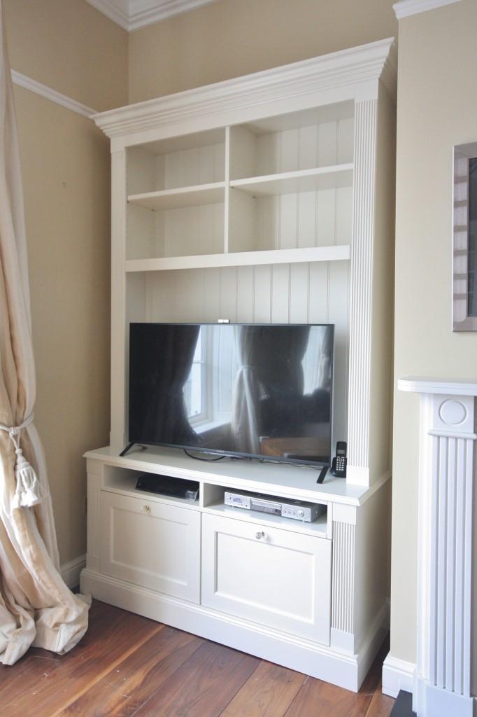 Bespoke_classical_TV_unit_bookcase_enigma_design_Malahide_3