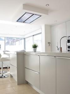 Contemporary flat panel kitchen design 4